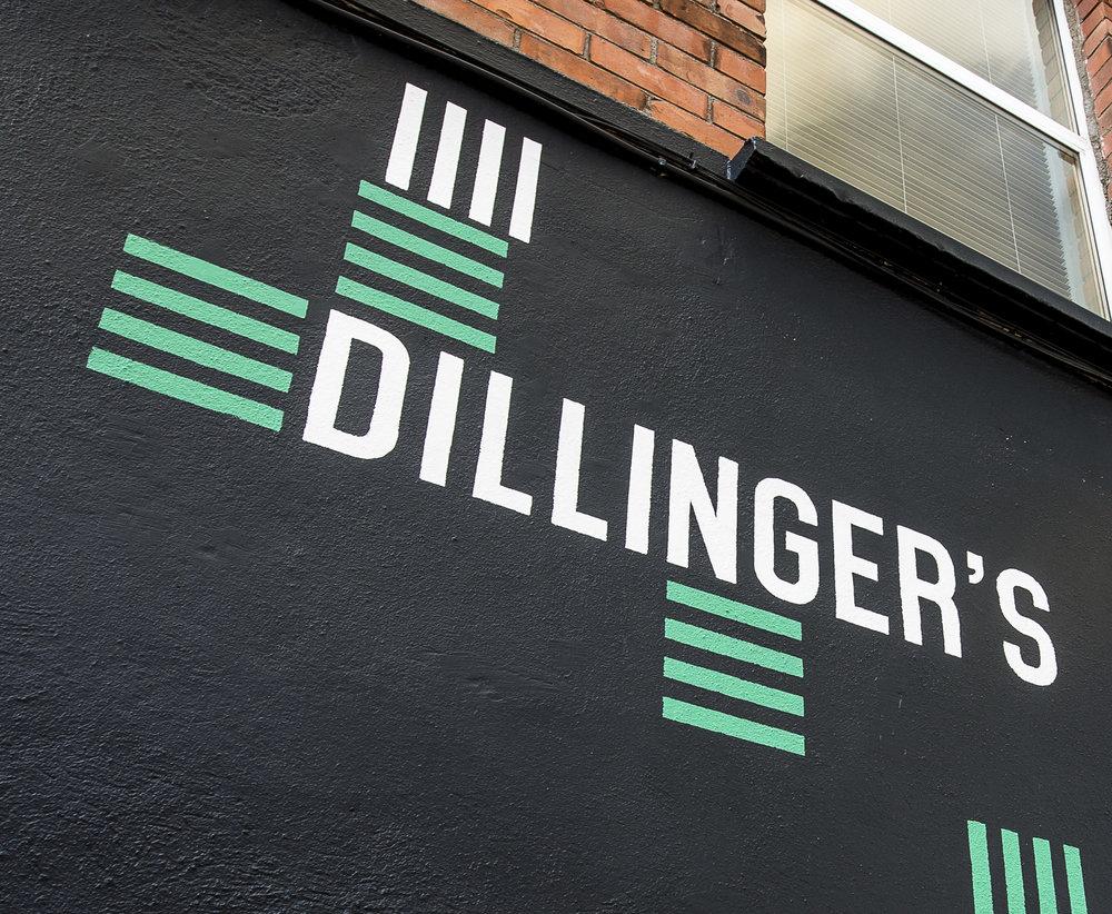 Dillinger's Sign