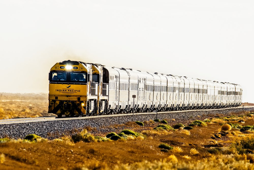 Production Assistant, The Indian Pacific, Mint Pictures for SBS