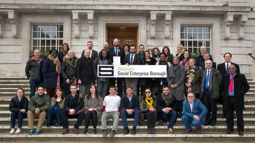 Mayor Phillip Glanville receives Hackney Social Enterprise Manifesto    Good news! Hackney Council have responded to our manifesto by announcing an innovative partnership to work with the Hackney Social Enterprise Partnership to develop the SE sector. More   here