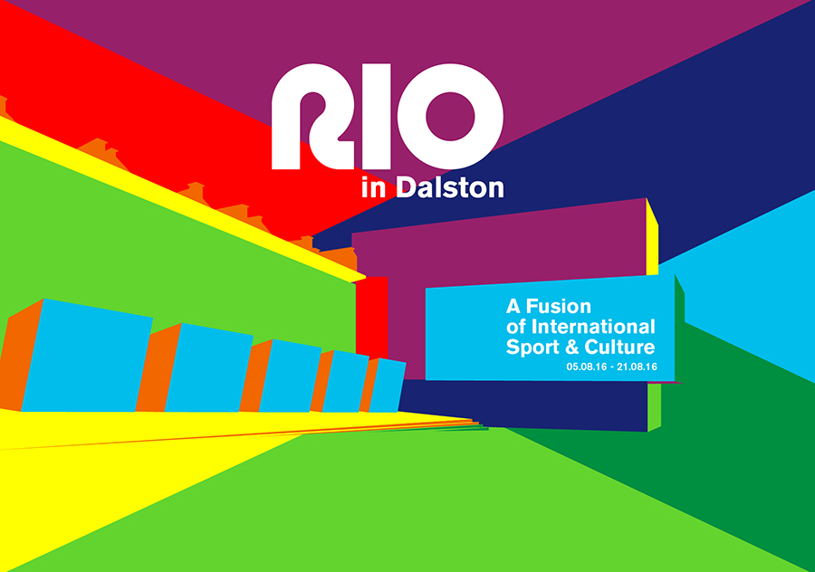 - An event series spread over the course of the Rio Olympics to celebrate international sport and culture as universal languages.Highlights included a Festa Brasiliera, a celebration of the refugee team, a Mohammad Ali Tribute night, a road-race weekend and a night of music and sport from every continent.