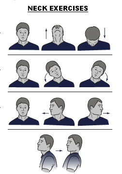 Neck Pain Mobility Exercises