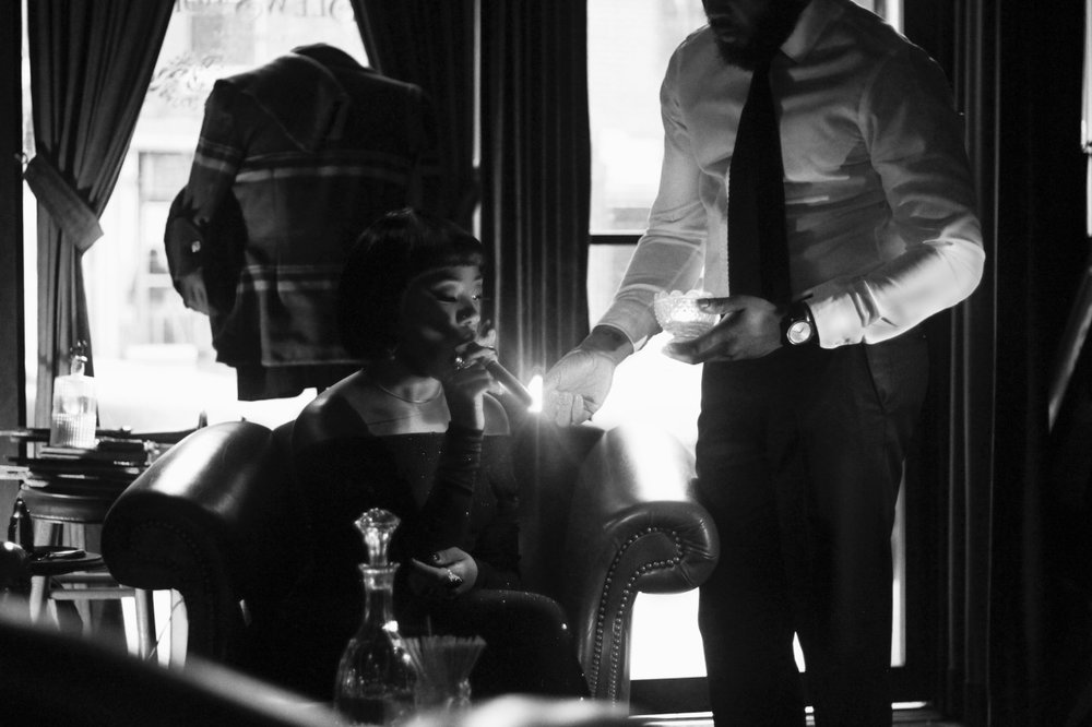 NOIR ET BLANC a film by House of Malcolm