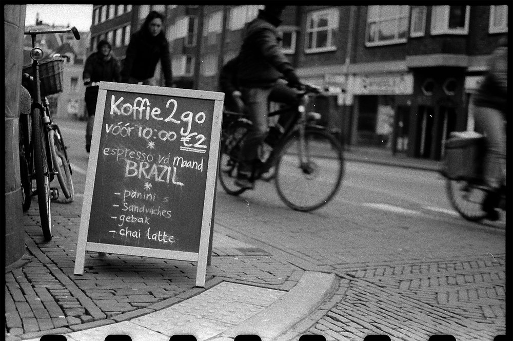 Utrecht, The Netherlands (2014) Ilford FP4+ (stand development)