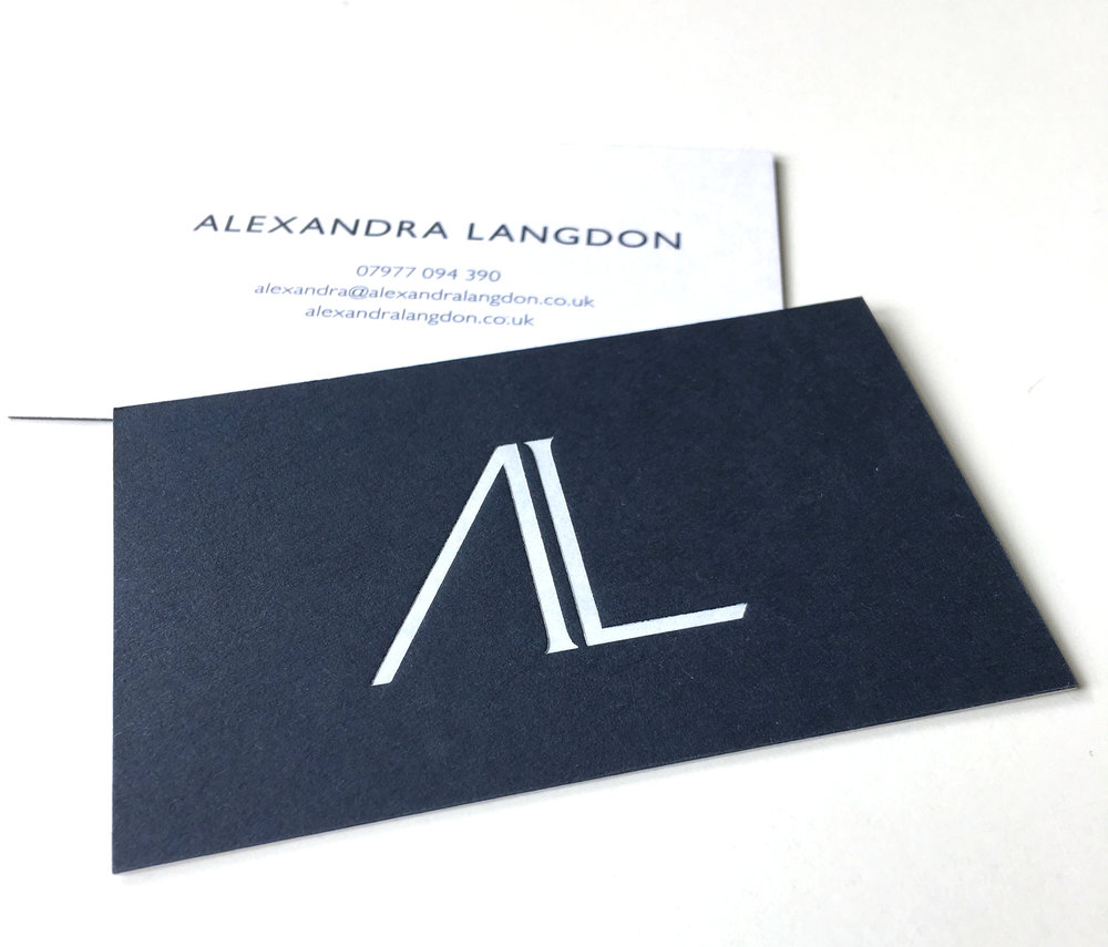 Alexandra Langdon Branding