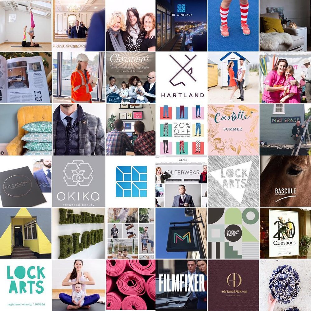 WHAT associates Ipswich Suffolk Creative Agency