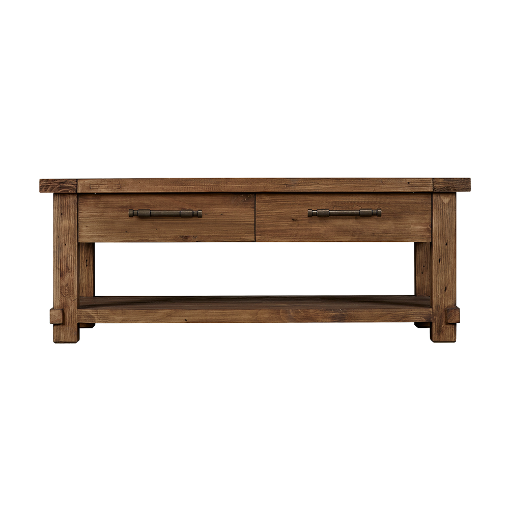 Industrial Large Coffee Table