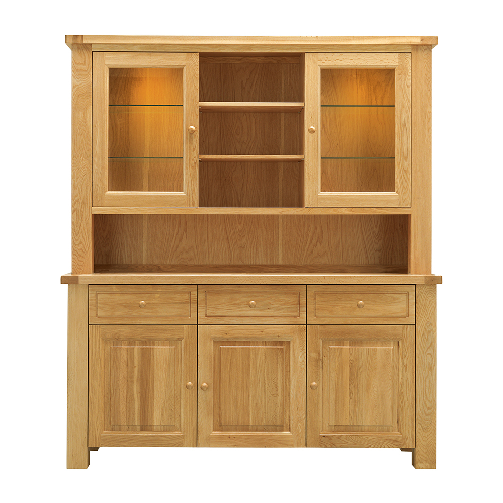 Bretagne 3 Door 3 Drawer Dresser