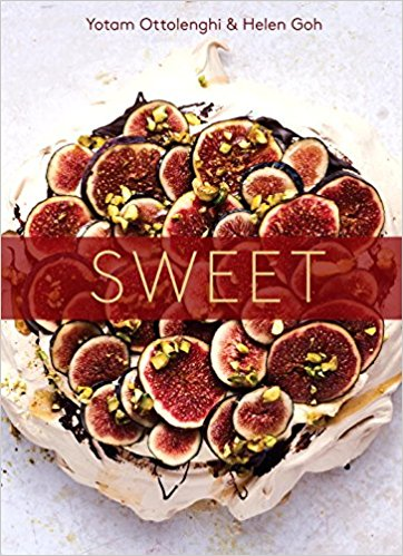 "A signed copy of Yotam Ottolenghi and Helen Goh's latest publication which will be released on 07/09: ""Sweet"""