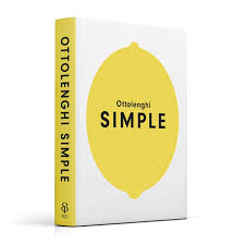 "A signed copy of  Yotam Ottolenghi's  book ""Simple"""