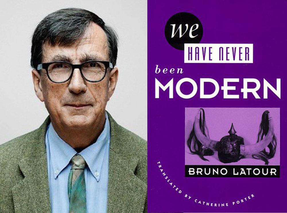 Bruno Latour (1947-)