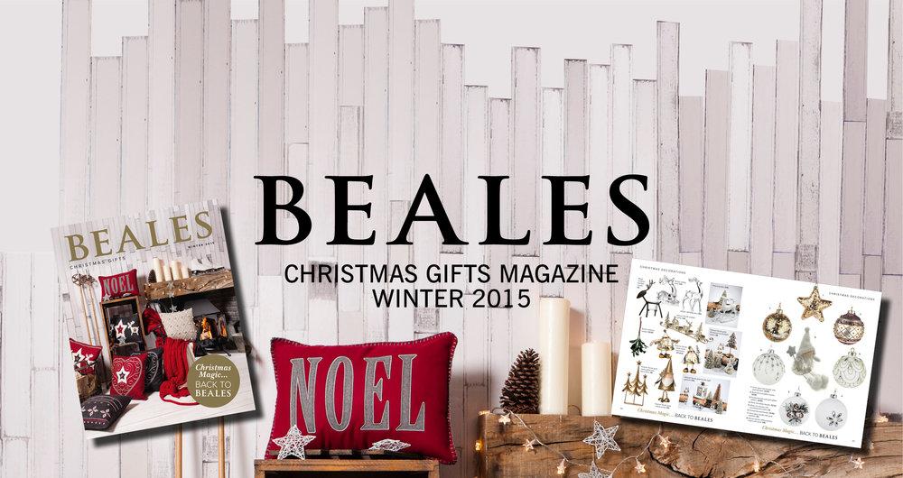 Christmas Magazine 2015