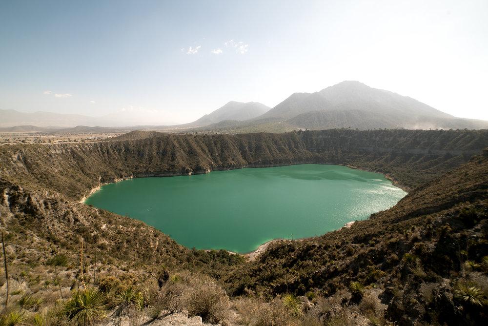 Lake Atexcac