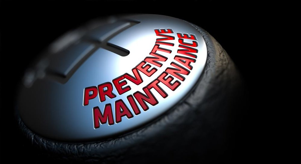 Custom Preventive Maintenance Programs
