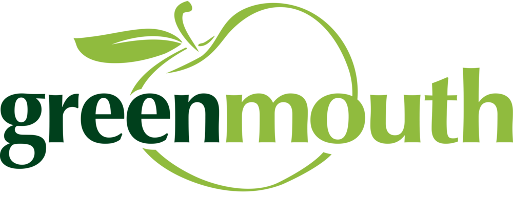 Greenmouth Juice Cafe Logo