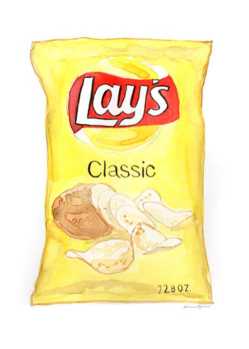 Lay's Classic.