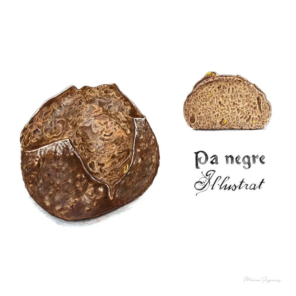 Bread Illustration