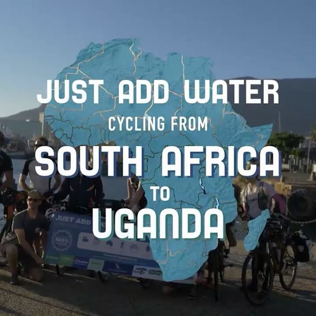 2 years ago tomorrow (10th Jan) we set off on an epic journey from Cape Town to Kampala. A trip that would take almost 6 months and visit 8 countries in Africa.  We were there with @j_p_o_c_ , @sam_wlkr  and @walker_creative to follow a charity cycling expedition dubbed the 'Just Add Water' expedition.  After the trip life got in the way. One thing led to another and the footage remained on a shelf, untouched.  The other day we were talking about the fact that it had almost been two years since we set off on the journey. This inspired us to finally do something with all that footage!  So, over the next 5 and a half months we will be releasing a series of short videos from the trip as a daily mini series, with a longer series on Facebook (@puzzleglass). Hopefully this will give people a good idea of what it's like embarking on a big cycling adventure and inspire them to do something similar!  Anyway. The first one lands tomorrow, see you in Cape Town!  #cycling #adventure #documentary #capetown #kampala #travel #trailer #expedition #challenge #charity #africa #southafrica #botswana #zimbabwe #zambia #malawi #tanzania #kenya #uganda #bike #bikelife #explore #seetheworld #film #filmmaking #travelfilm #travelling #journey #cycle #trip