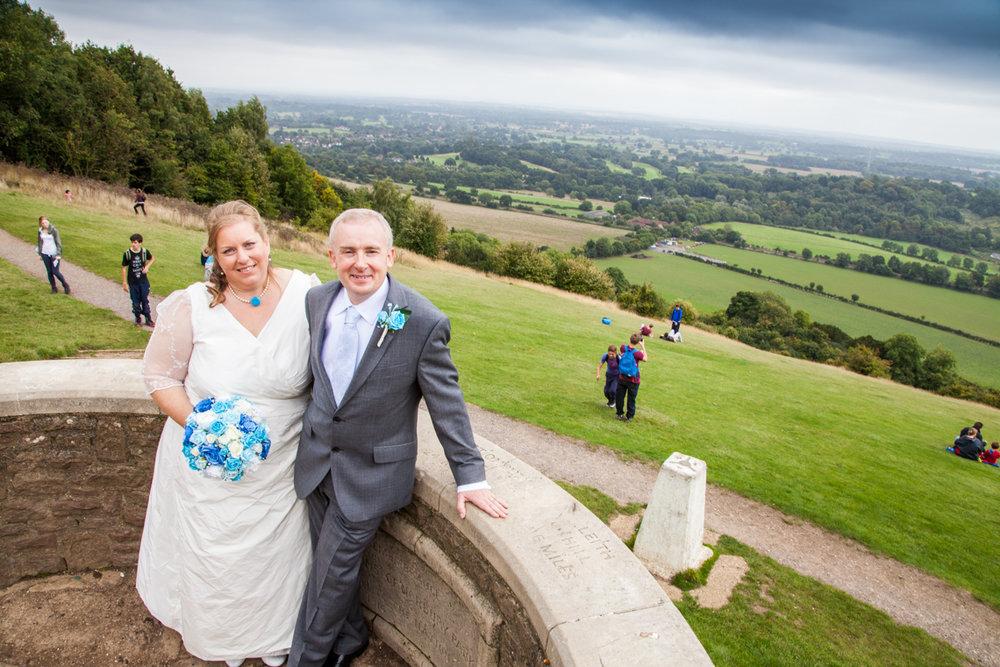 Burford Bridge Wedding  -1007