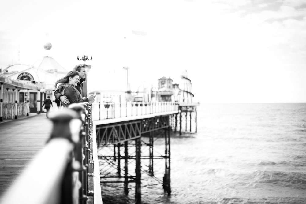brighton engagement shoot, sussex photographer