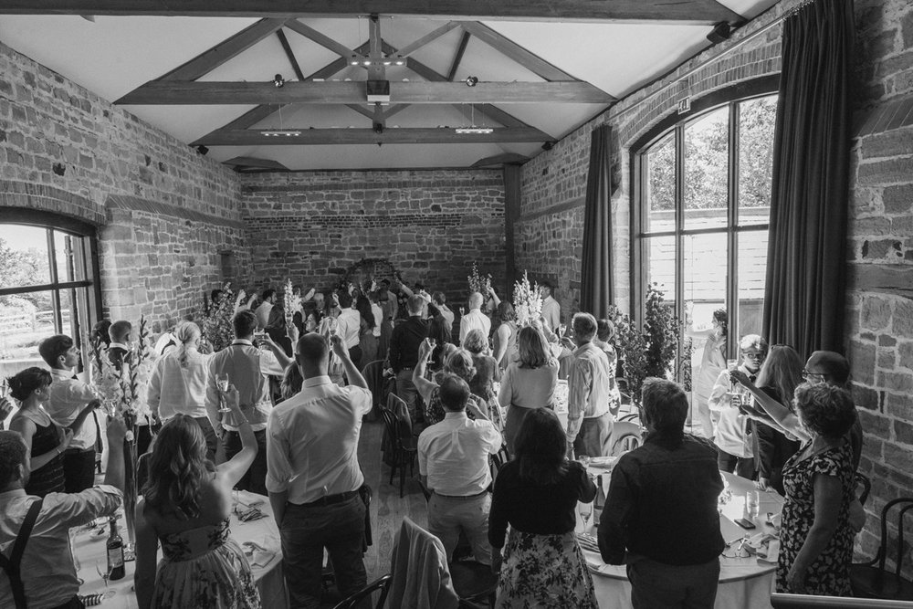 Hendall manor Barns, bride and groom portraits-Sussex Wedding Photographer,