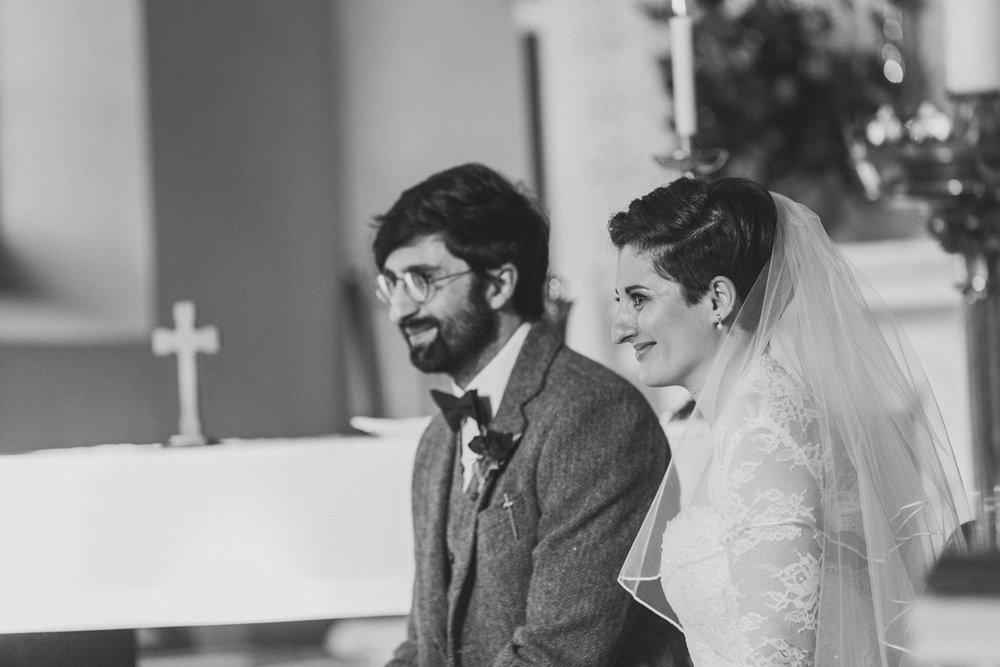 st richards church slindon wedding, sussex wedding photography, autumn wedding, long furlong barn