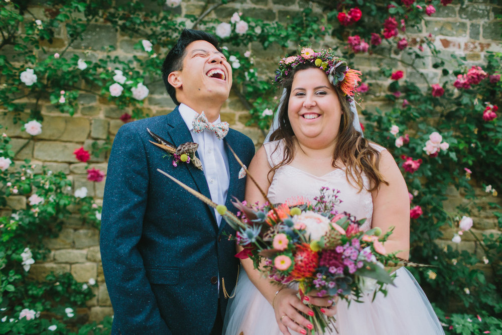 LOVE // LAUGHTER - MY FAVOURITE THINGS TO CAPTURE ON YOUR WEDDING DAY