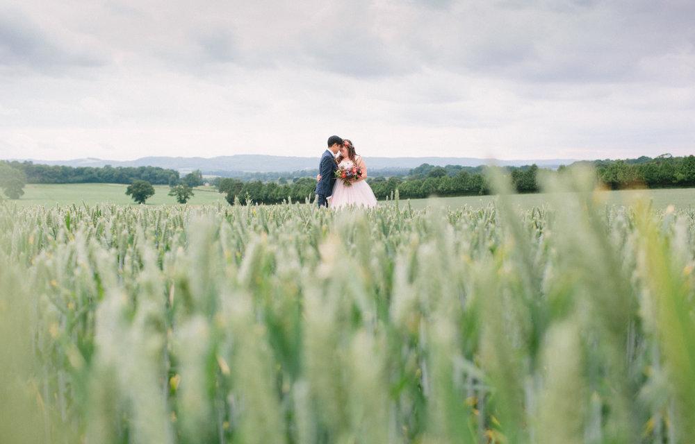 WEDDINGS - MARRIED // HAPPINESS // LOVE