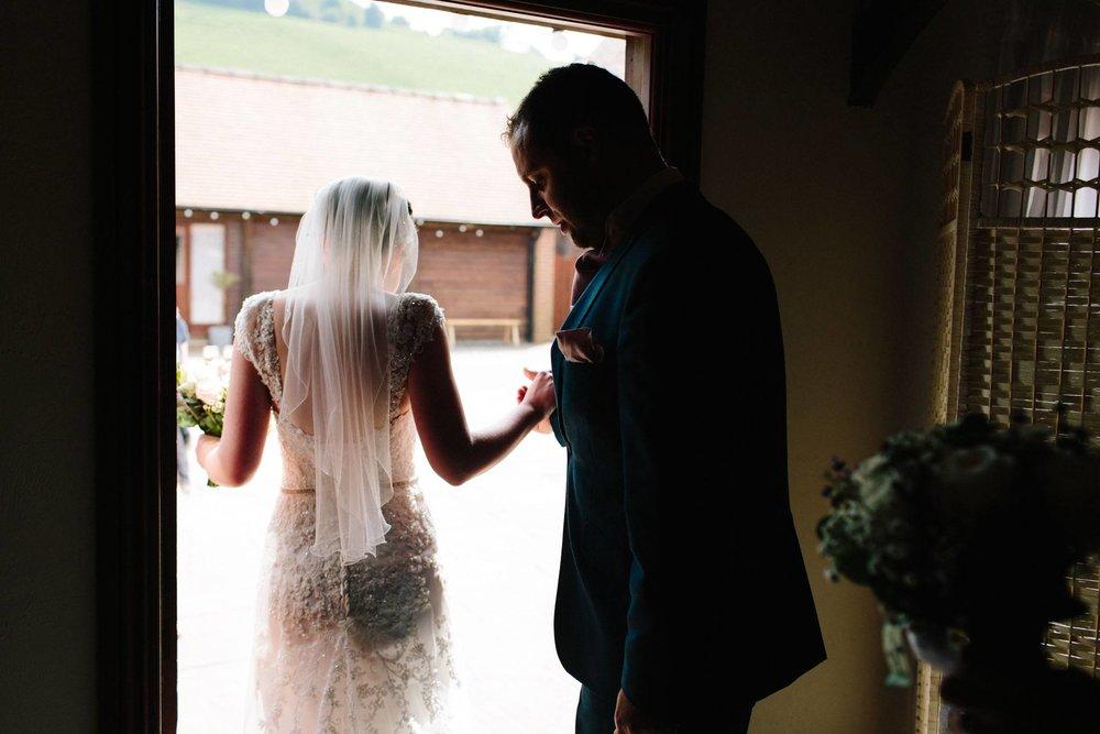 long furlong barn, south downs barn wedding venue