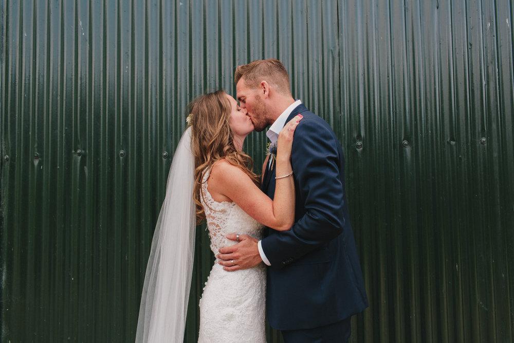 Upwaltham barns summer wedding