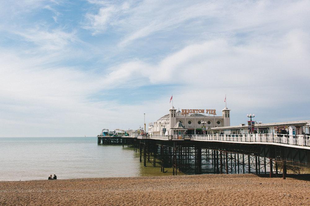 brighton pier, newborn photography, brighton photographer