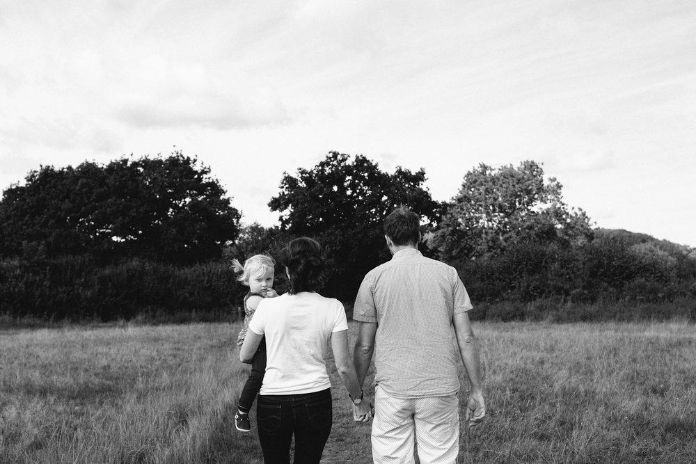 unposed, documentary family photographer