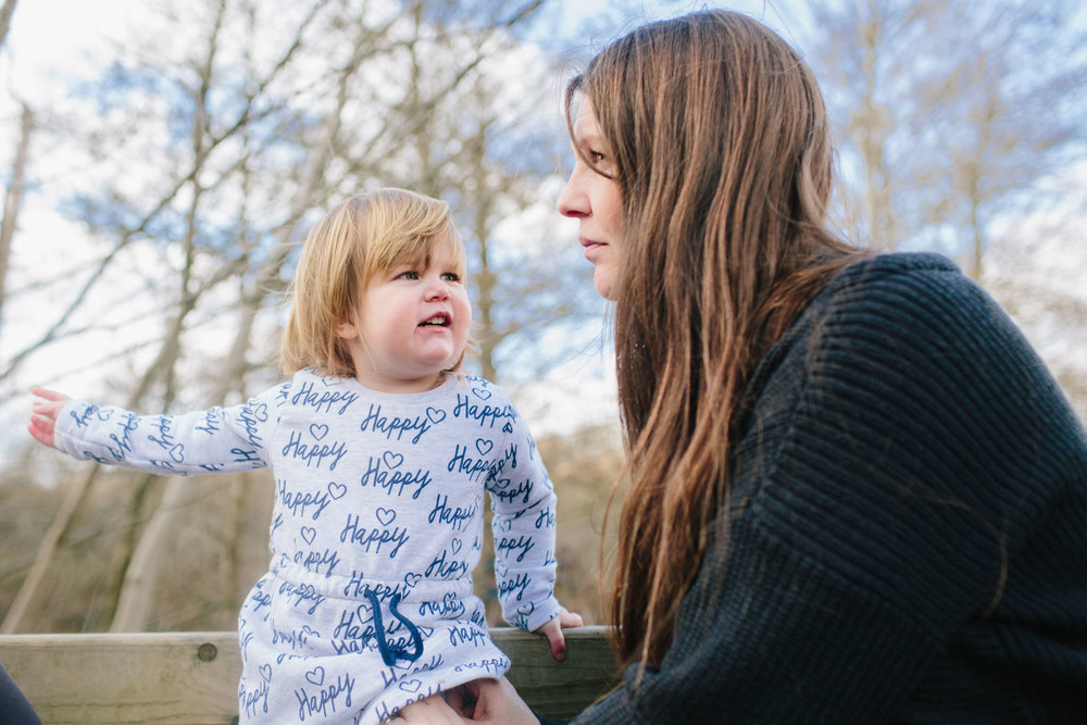mother and daughter family photographer, sussex