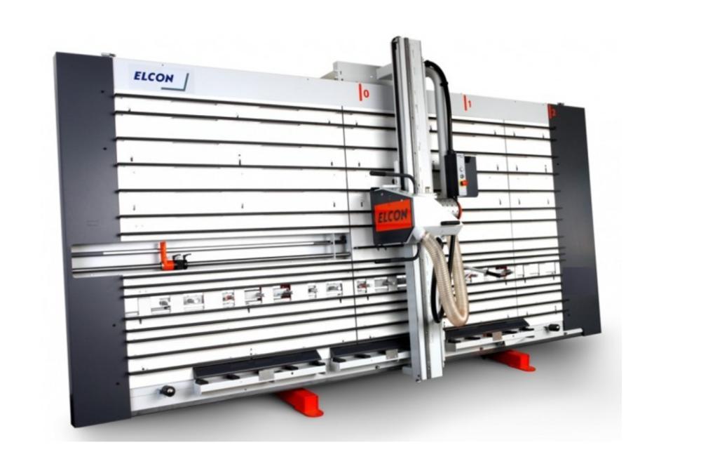 Elcon DS -215 Vertikal platesag