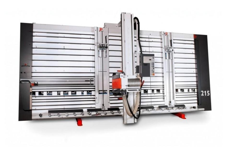 Elcon Advance-Automtic Vertikal platesag