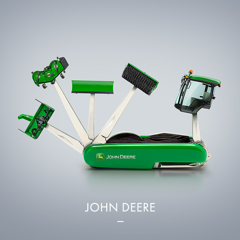 John Deere Swiss Army Knife