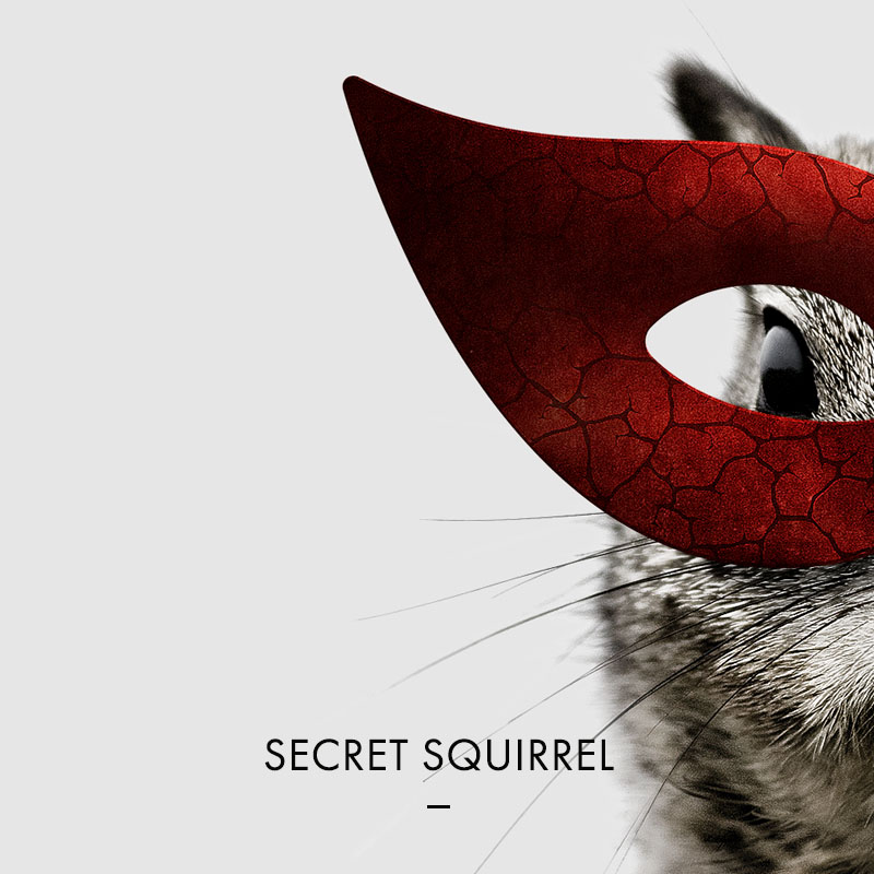 Secret Squirrel Wine