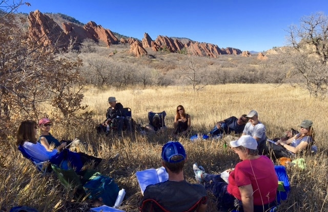 Introduction to Seminary of the Wild at Roxborough State Park