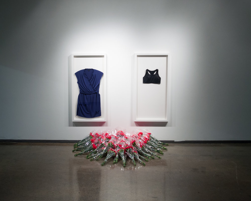 Role Models, installation, 2015