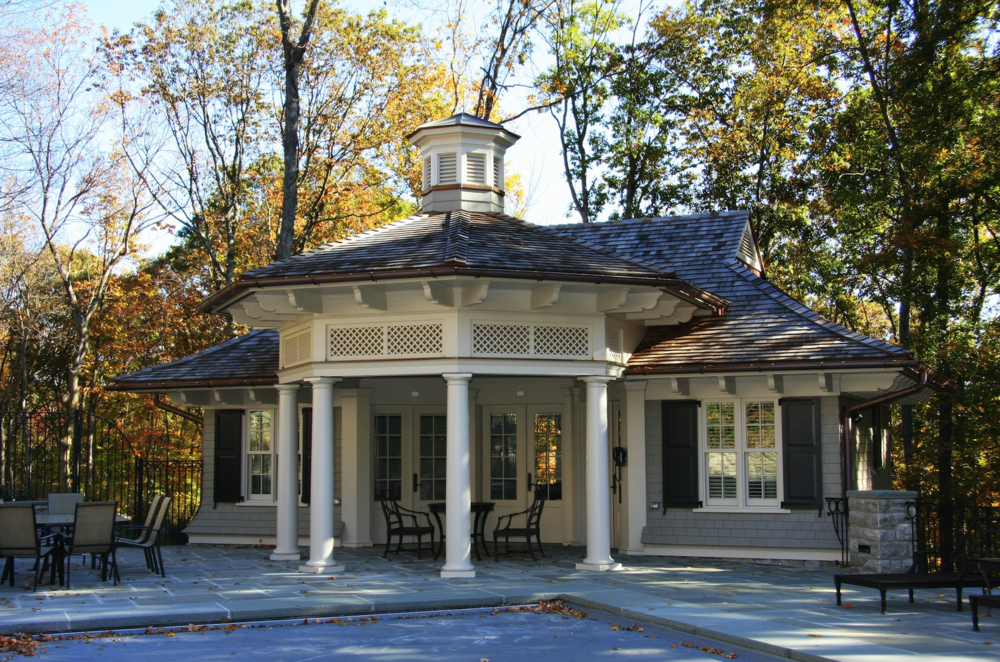 Chappaqua Pool House