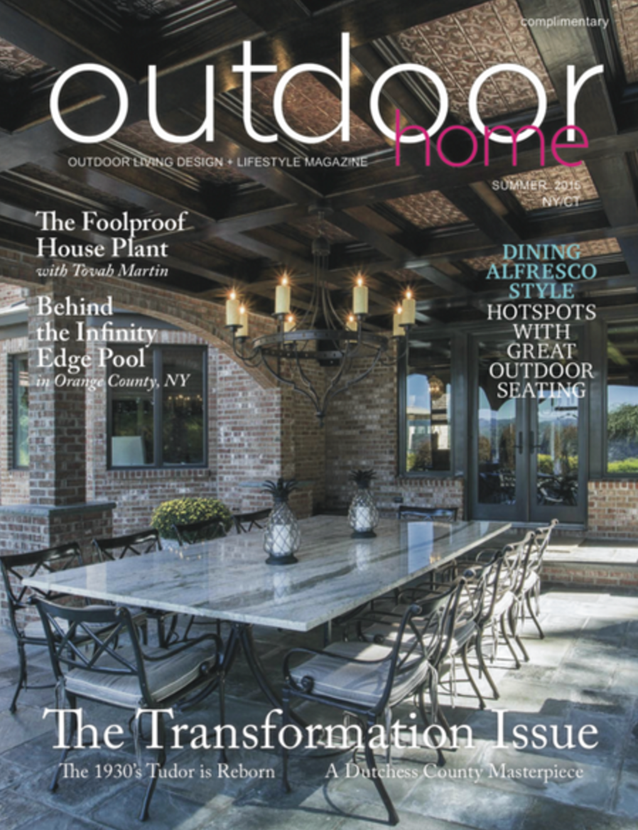 Outdoor Home Magazine Summer 2015