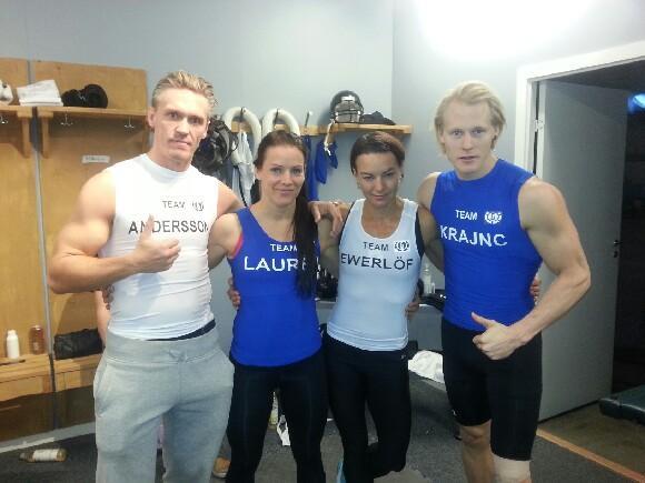 Gladiatorerna Team Andersson