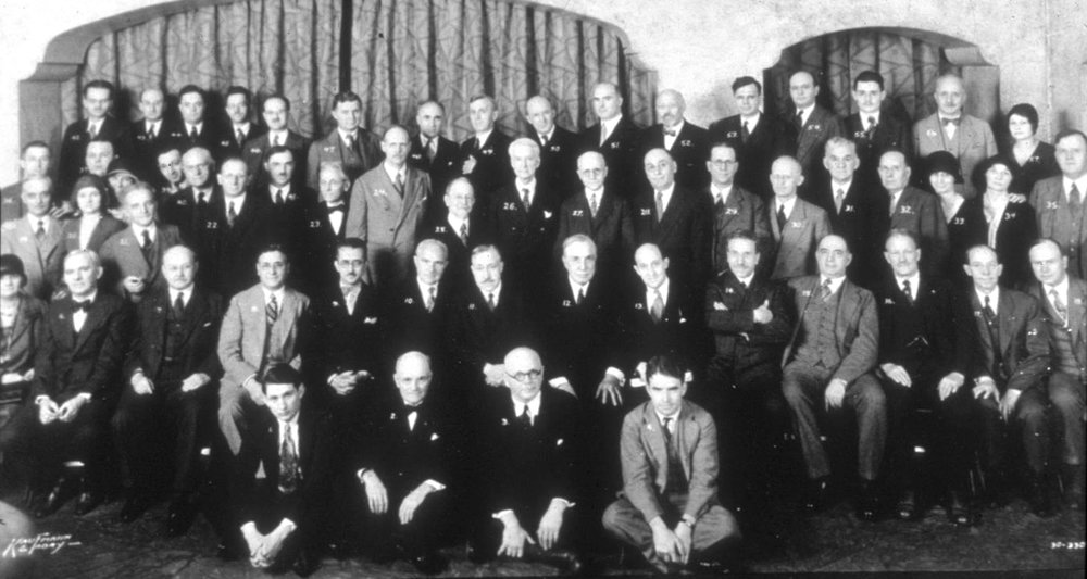 Thirtieth Annual Membership Meeting of the Chicago Laryngological and Otological Society 1931.