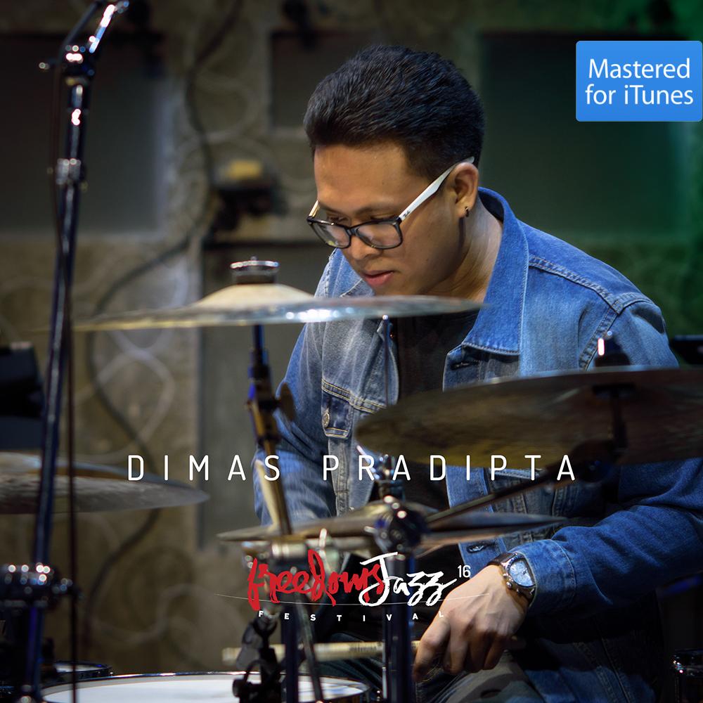 freedomsJazz  Festival 2016 - Day 9 - Dimas Pradipta