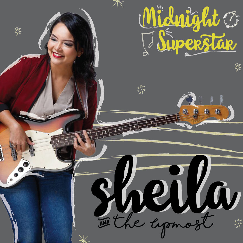 Midnight Superstar - Sheila And The UpmostMusic Works Release Concert // MWRCTuesday, 5 December 20177pm - 9pmby iCSL℗2017 iLuwi Production