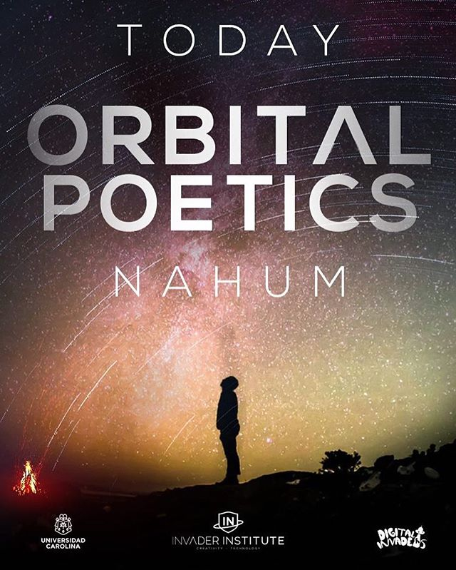 2º Campfire Talks ft. Nahum. 👽🔥🛸 TODAY. FREE ACCESS.  19:00 HRS.