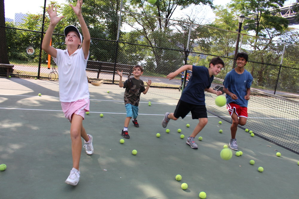 TennisWorldNYC Free Family Play