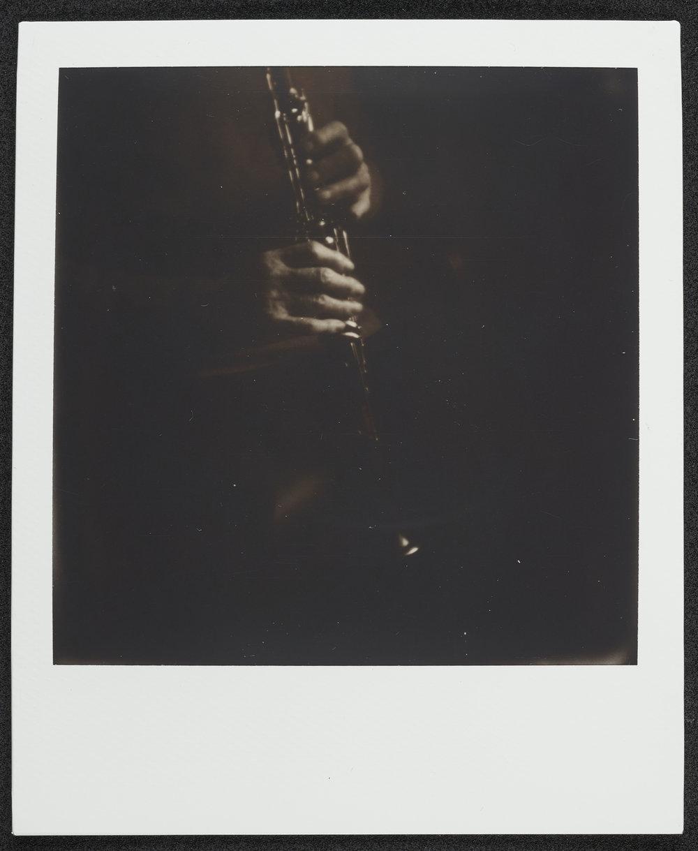 Charles,  2018, polaroid, (photo courtesy Sarah Basha © 2018   Sarah Basha )