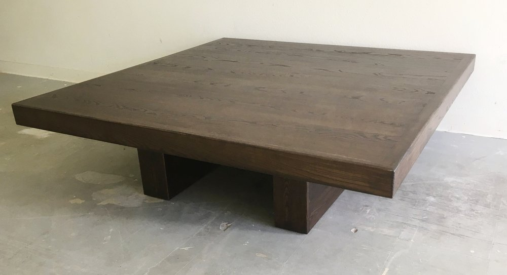 House of Alpine Coffee Table Solid Wood
