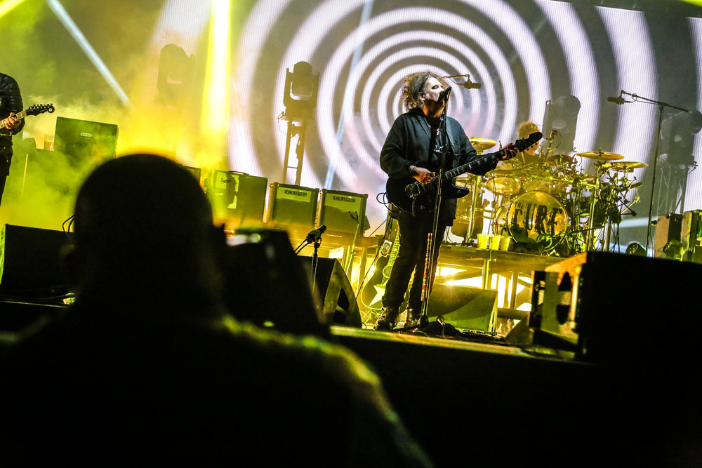 The Cure, Bestival 2016.