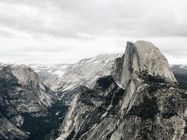 Half dome 🌓 #yosemite #california